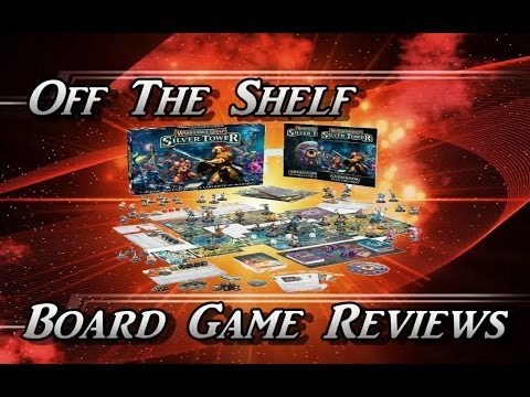 Off The Shelf Board Game Reviews - Warhammer Quest: Silver Tower - Quick Overview