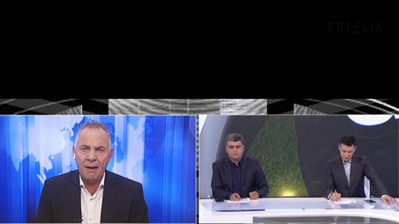 Μίνος: Έδωσε συγχαρητήρια ο Γιώργος Σαββίδης στην ομάδα | 12/07/2020 | ΕΡΤ