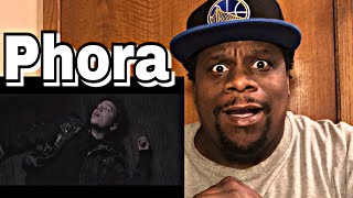 Phora   Holding On (Official Video) Reaction.. This So Deep 🙏