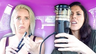 10 WEIRD Car Accessories From Amazon?! (Beauty Break)