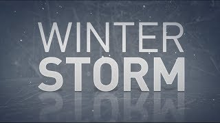 LIVE NOW:  Winter Storm Coverage