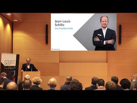 L-DIH Talk #1 – Jean-Louis Schiltz (Vice president, FEDIL)