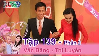 Be surprised with Newlyweds have wedding night after a year | Van Bang - Thi Luyen | Newlyweds #139