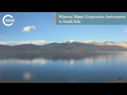 T2 Bilateral Water Cooperation Instruments in South Asia