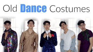 Typical Male Dance Costumes **EMBARRASSING**