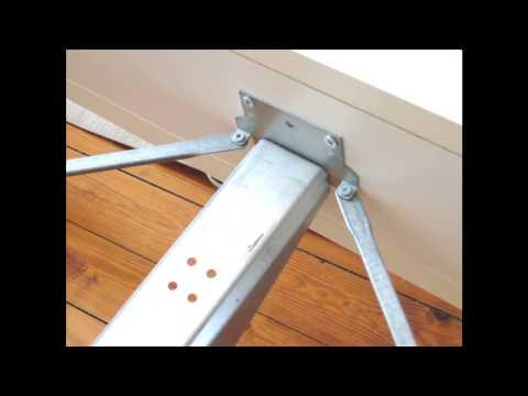 Ikea Bett verstärken