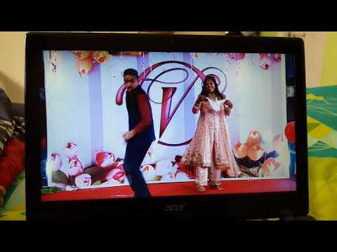 Sandip in Dance Mood with Mani