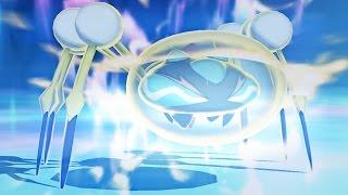 Araquanid  - (Pokémon) - Pokemon Sun and Moon Wi-Fi Battle: Araquanid Puts Them Down! (1080p)
