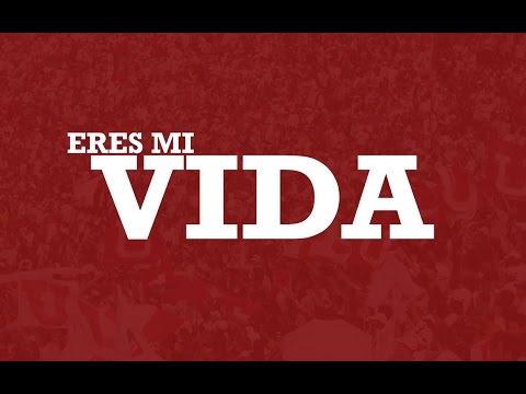 """""""Eres mi vida"""" Barra: Muerte Blanca • Club: LDU"""