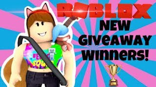 ROBLOX | Bloxburg | $500K GIVEAWAY! *WINNERS REVEALED*