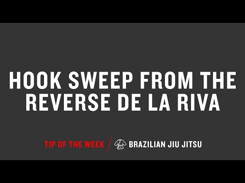 Hook Sweep From The Reverse De La Riva