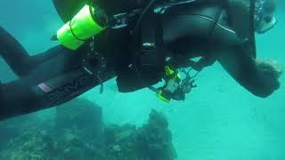 XDeep NX Ghost 1st Dive