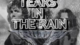 Triumph-Tears In The Rain  guitar solo performed by Riccardo Vernaccini