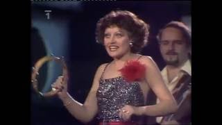 Skupina MODI (Miroslav Dudáček a sestry Mikešovy) - Televarieté - 1978 - ČSSR