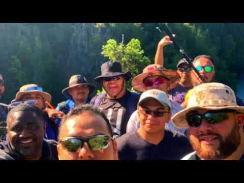 Fishing trip 2019/ DJI drone footage Vacationing in Alaska with the guys