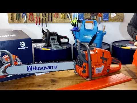 Husqvarna 3120 XP 24'' Chain Saw Machine