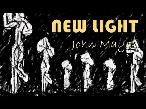 John Mayer - New Light (Acoustic Cover)