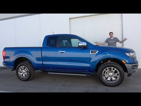 External Review Video -mWgU2CxiE4 for Ford Ranger Pickup (4th gen)