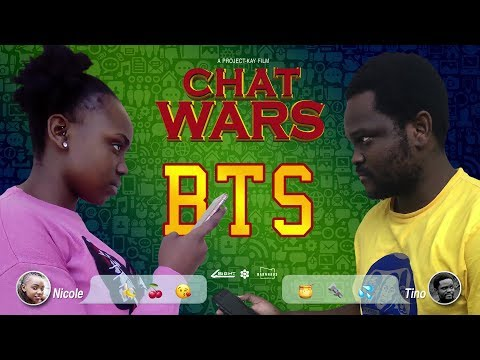 Chat wars (Short Film) (My Rode Reel 2017) BTS