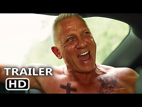 LOGAN LUCKY Trailer (Comedy - 2017) Daniel Craig, Channing Tatum