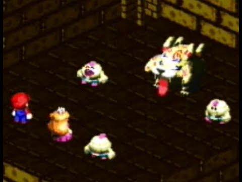 Super Mario RPG Legend of the Seven Stars Walkthrough - Super Mario