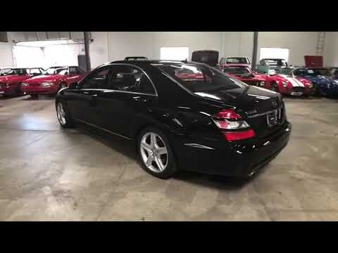 2009 Mercedes-Benz S-Class (CC-1298529) for sale in Gurnee, Illinois