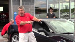 preview picture of video '2014 Corvette Stingray SOLD at Handy Chevrolet!'