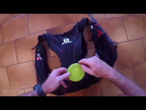 Preparare lo zaino per una Ultra -Trail (trail running)