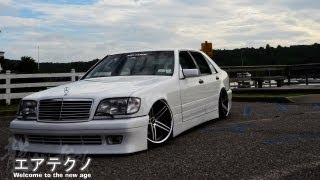 Yakuza Benz W140 Lorenzo Airtekk Masashis Car s500 Junction Produce
