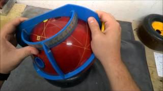 Finding Dual Angle Layout On A Drilled Bowling Ball - bowlingball.com One Minute Wednesdays
