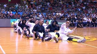 Smart All-Star vs. Luzon All-Star Dance Showdown | PBA All-Star 2018