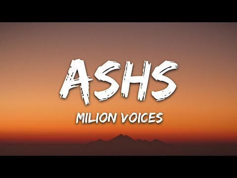 ASHS - Million Voices (Lyrics)