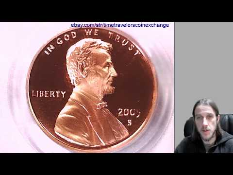 PCGS PR69RD DCAM 2005-S Lincoln Cent