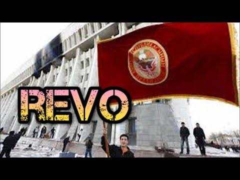 Революция в Киргизии после выборов в парламент. Протестующие освободили арестованного президента.