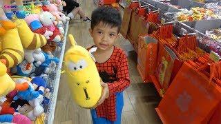 Trò Chơi Đi Siêu Thị Mua Đồ Chơi ❤ Surich ToysReview ❤ Đồ Chơi Trẻ Em Toys For Kids in Supermarket