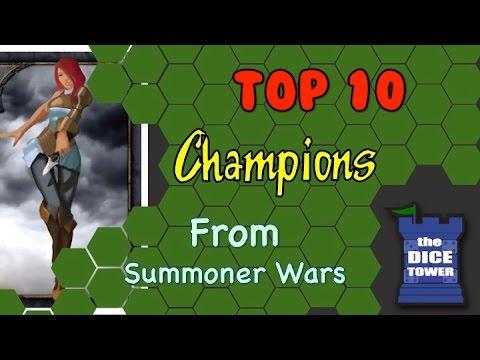Top 10 Champions