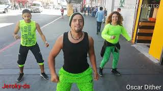 POOL PARTY   ZUMBA FITNESS   EL REJA FT. PAPICHAMB   OSCAR DITHER   JEROKY DS