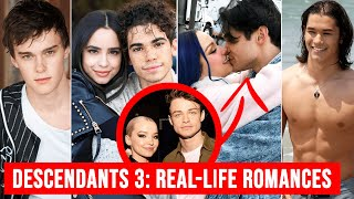 Descendants 3: SECRET Real-Life Couples