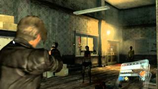 Resident Evil 6 Walkthrough (Leon Campaign) Pt.2 -  Stay In School? I'll Pass!