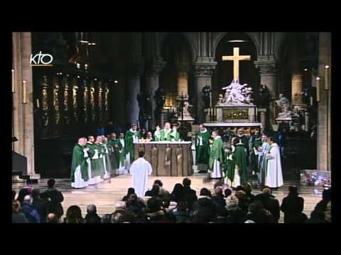 Messe du 18 janvier 2015