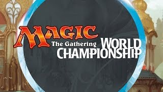 2016 Magic World Championship Round 14 (Modern): Márcio Carvalho vs. Oliver Tiu