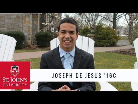 A Portrait of Perseverance | Joseph De Jesus '16C