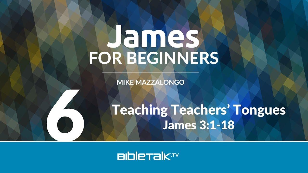 Teaching Teachers' Tongues