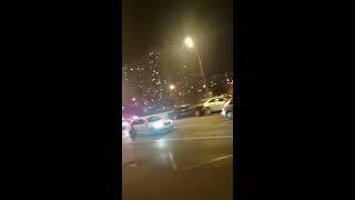 массовая авария Алтуфьево на ровной дороге столкнулось шесть автомобилей