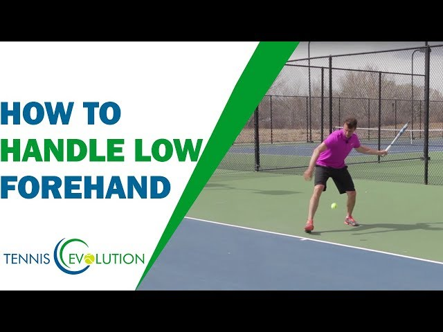 How To Handle Low Forehand (REAL TRUTH!) | TENNIS FOREHAND