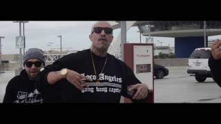 D.R.G - My Clique Feat .Mr.Capone-E (Official Music Video)