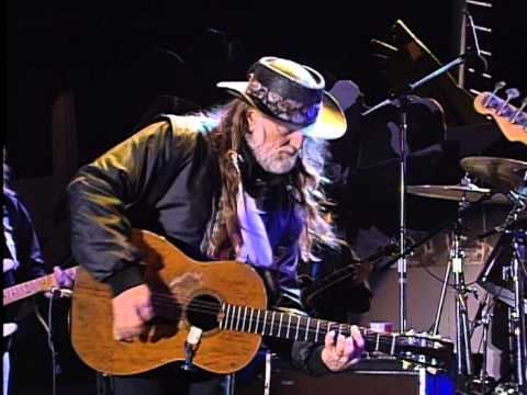 Willie Nelson - Whiskey River (Live at Farm Aid 1993)
