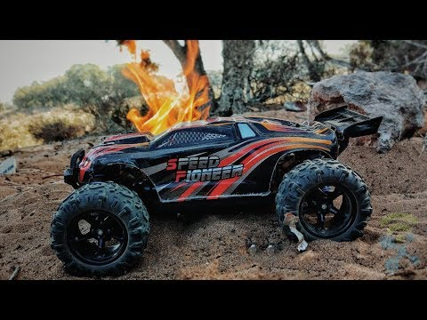 RC Car PXtoys NO.9302 Speed Pioneer Cinematic Test + Unboxing