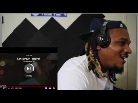 Kane Brown - Weekend (official music video)REACTION