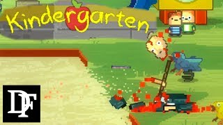 I Killed the Janitor! - Kindergarten